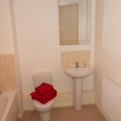 Gladstone Mews bathroom