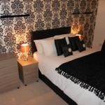 Gladstone Mews bedroom