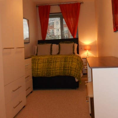 Gladstone Mews bedroom 2