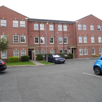 Hatters Court external