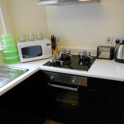 Birchwood kitchen
