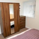 Birchwood bedroom storage