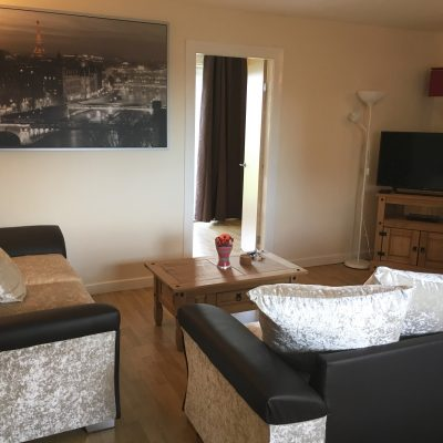 Bevan Court living area