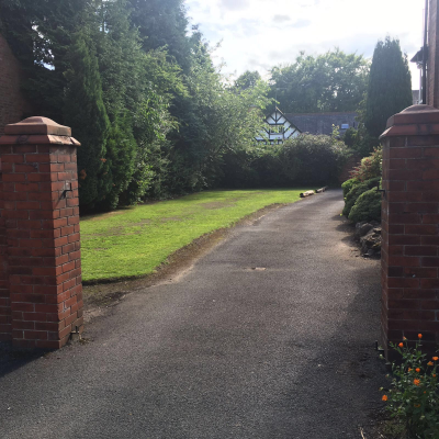 Altrincham Driveway