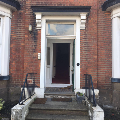 Altrincham Entrance